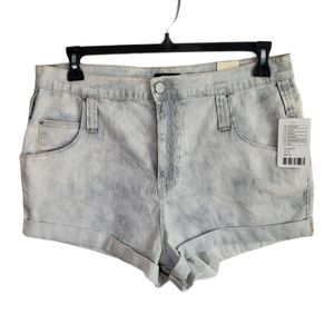 BDG Urban Outfitters Striped Hi-Rise Short NWT